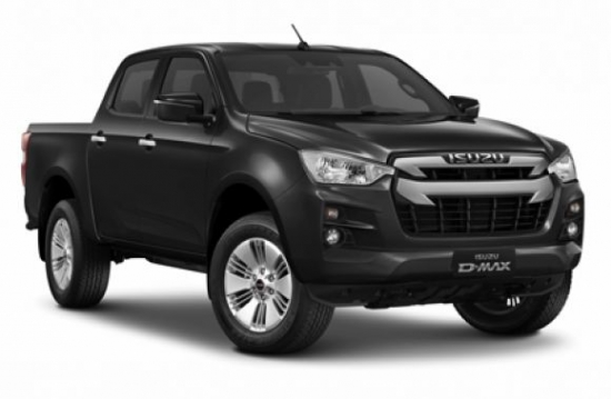 ISUZU D-MAX EXTENDED CAB 4x4 Activity